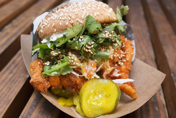 A New Burger Shop With a Sichuan Twist Comes To The Johnsons in Bushwick