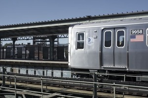 The M Train Is Fully Functional in Bushwick Today After Months of Renovation