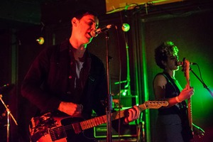 Photos: The Thermals Played Bushwick's Market Hotel
