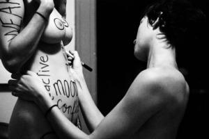 Bushwick as Backdrop in Lauren Renner's Nude Photographs [NSFW]