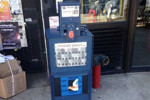 Parquet Courts Tease New Album With a Bushwick Vending Machine