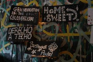 The Emerging (High School!) Artists of Bushwick's Casa Experimental Show At Silent Barn