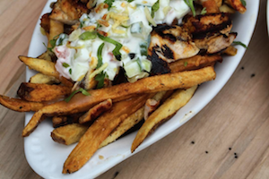 Free Poutine at UpNorth This Weekend