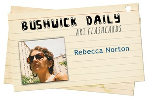 Artist Flashcards: Rebecca Norton's Dynamic Transformations