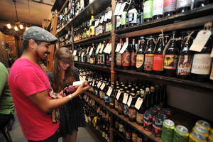 Get Deliciously Tipsy at Bushwick's First Craft Beer Emporium