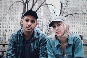 "Drug Couple Shares Debut EP, ""Little Hits"""