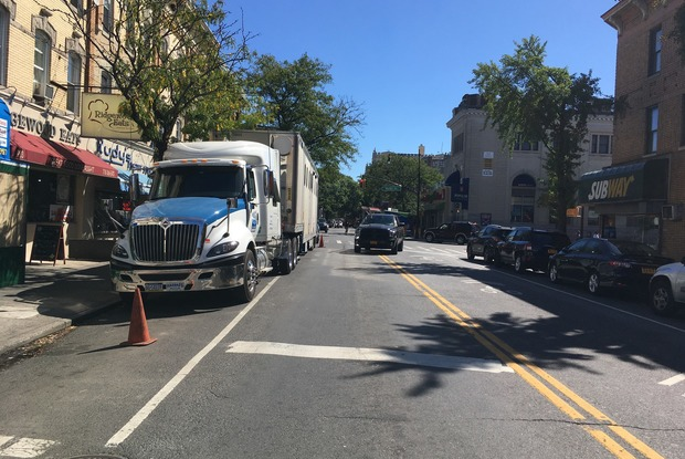 Martin Scorcese's Newest Film Starring Robert De Niro Shoots in Ridgewood
