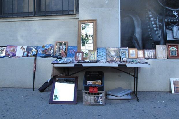 Cops Are Cracking Down on Bogart Street Vendors