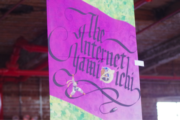"Photos: Inside Knockdown Center's Weird, Delightful ""Internet Black Market"""