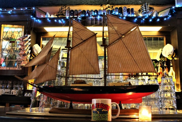 Inside The Windjammer, a Ridgewood Staple Revived by the Owners of Pearl's Social & Billy Club