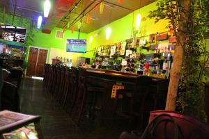 Birchwood Forest Brings a Slightly Confusing Mix of Sports Bar, Korean & American Food To Bushwick