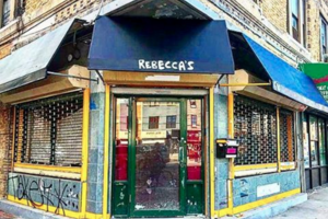 Rebecca's Will Sling Free Pizza at their Grand Re-Opening This Friday!