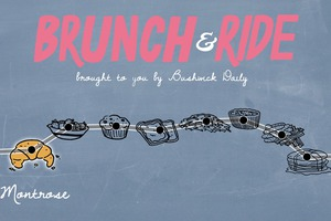 Brunch & Ride: 3+1 Spots by the Montrose L Train Stop