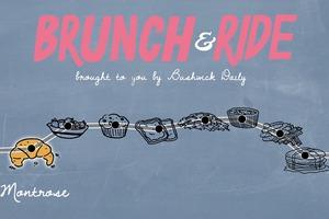 Brunch & Ride: 3+1 Spots by the Montrose L Train Stop