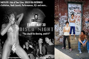 Disco Era NYC vs. Post-Black Out Bushwick: Bizarre Presents Photographer Meryl Meisler Like You Don't Know Her