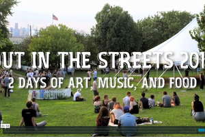 Out In The Streets Festival 2014 Dates Announced!