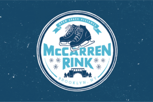 Let's All Go Ice Skating Tonight at McCarren Rink!