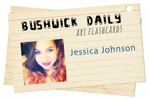 Artist Flashcards: Artist/Scientist Jessica Johnson's Work is Contagious (Literally)