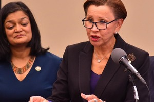 Congresswoman Sends out Community Stakeholder Coronavirus Update