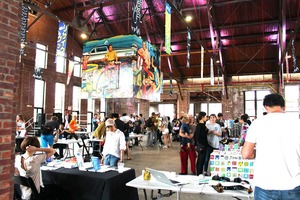 "An IRL ""Internet Black Market"" Will Return to Knockdown Center This Fall"