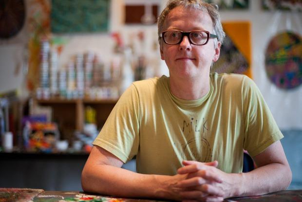 Artist of the Moment: Steven Charles
