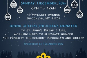 Lorenzo's Holiday Bash This Sunday: Superb Food, Outstanding Drinks For a Good Cause