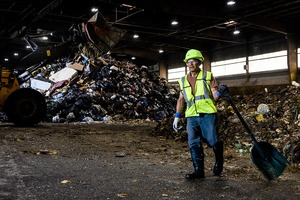 New York's First Food Waste Recycling Facility Is Turning Scraps into Energy in Bushwick