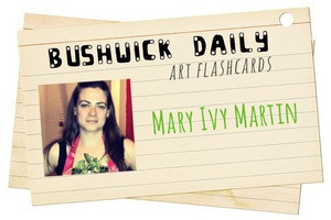 Artist Flashcard: Mary Ivy Martin's Got the Green Thumb