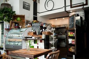 McKibbin Lofts Veteran Opens a Cafe & Shares a Bunch of Stories