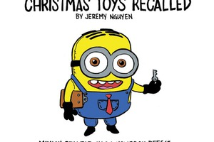 Bushwick's Hottest Toys of Christmas Recalled [COMIC]