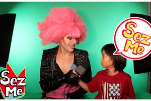 Bushwick Drag Queen Hosts Fun LGBTQ Web Series for Kids