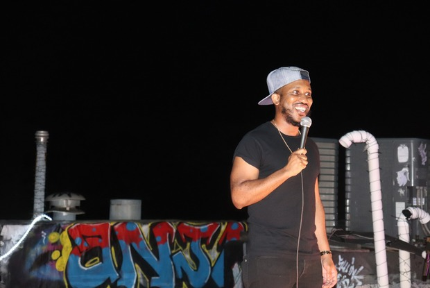 COVID Forces Comedy To Go Outside
