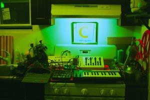 Harmony from Noise: Modular Synthesizer Electronics