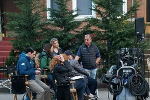 'Law & Order: SVU' Films Scenes in Ridgewood