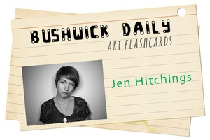 Artist FlashCard: Jen Hitchings Captures The Potential in a Fleeting Moment