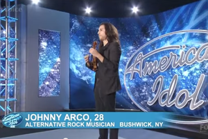 """Super Intense, Super Talented"" Johnny Arco From Bushwick Made an Impression on American Idol [Video]"