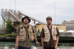 Ever Considered Fishing in Bushwick? A New Web Series Focused on Local Ecology Will Change Your Mind