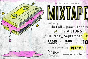 "These Dancers Are Not Afraid to Play: ""Mixtape"" Brings Indie Ballet to Bushwick"