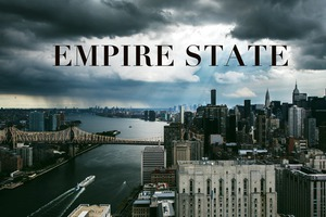 "Online Art Gallery Sugarlift Launches Volume 003 ""Empire State"" With An Opening Party on March 6th"