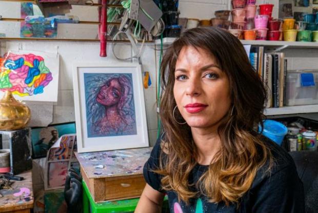 Bushwick Art Club: Isabelle Ewing