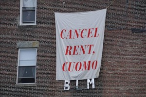 In A Crowded Race, Candidates Dodge On Rent