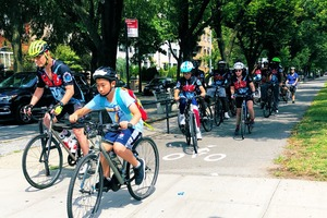 Kids Ride Club: Bushwick-based Program Empowers Youth Through Urban Cycling