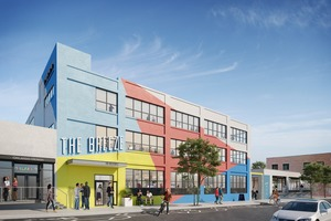 An Office Building Named 'The Breeze' Comes to East Williamsburg