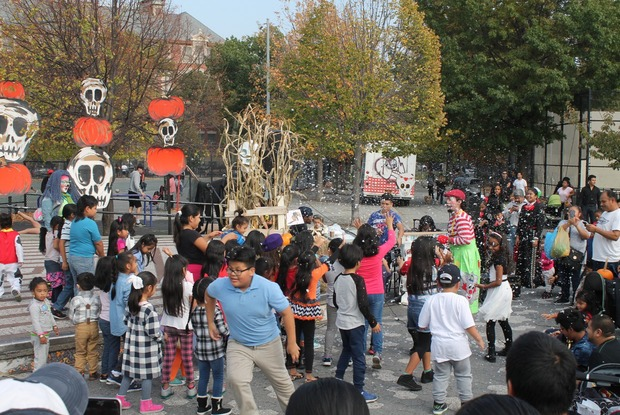 Photos: ¡Calabazafest! 2016 Brings Spooky Delight to Bushwick