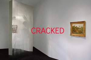Adam Parker Smith's Monolith Cracked and Was Replaced with New Art
