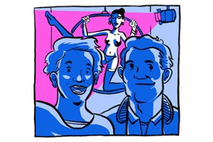 Comic: Phrase 'In a Warehouse in Bushwick' Is Now Mainstream