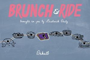 Brunch & Ride: 4 Stops by the Dekalb L Stop