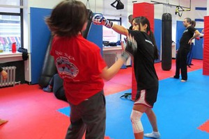 Defend Yourself on the Streets of Bushwick with Krav Maga