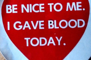 The Proper Bushwick Blood: Give It at Green Fitness Studio Tomorrow