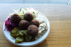 Olive Valley: Falafel Heaven